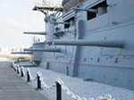 三笠公園に行くなら朝がおすすめ。戦艦三笠フォトレビュー。