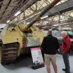 ボービントン戦車博物館に行く方法